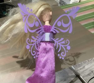 Read more about the article How to Make Fairy Wings with Your Cricut