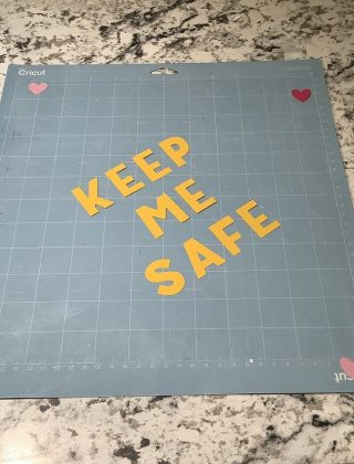How To Keep Your Cricut Cutting Mat Cover Safe