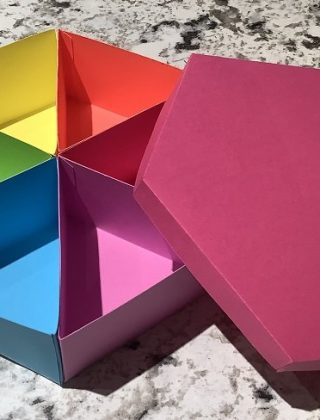 How to Make a Paper Box