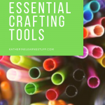 Nine Most Important Craft Supplies For My Success
