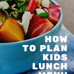 How to Create a Successful Lunch Meal Plan