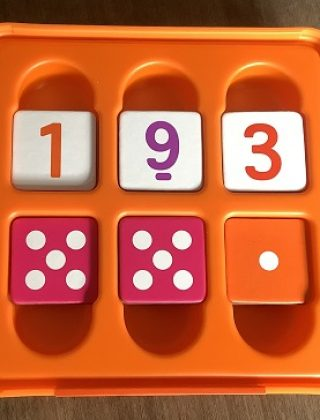 Osmo Genius Starter Kit and Numbers
