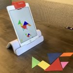Osmo Genius Starter Kit and Tangrams