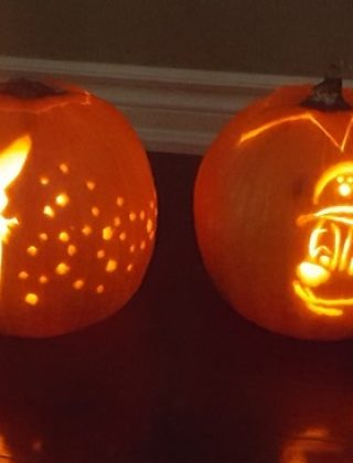 The Easiest Way For Carving A Pumpkin