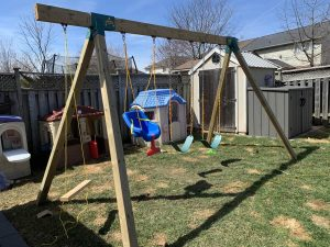 Read more about the article Wooden Swing Set – How to Build One