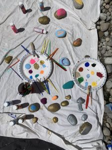 Read more about the article Make Your Garden Oasis More Vibrant With Painted Rocks